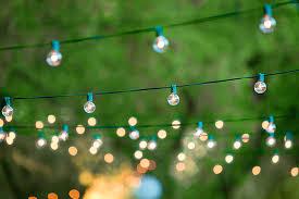 outdoor bulb string lights fixtures idea all home design ideas