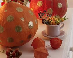 Fall Table Decor Orange Decorating Ideas For Fall Table Decoration With Chinese