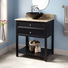 Black Bathroom Vanity Set Black Bathroom Vanity With Vessel Sink Home Bathroom Bathroom