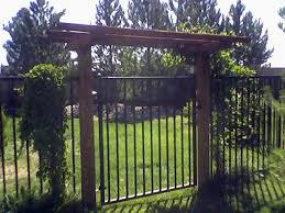 Trellis Landscaping Landscaping Photo Gallery Gates