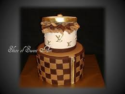 louis vuitton inspired birthday cake check us out on faceb u2026 flickr