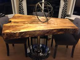 teak root dining table base dining table impressive stump dining table design sets dining room