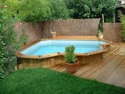 piscine en bois hors sol uteyo
