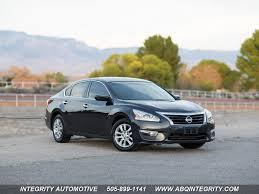Nissan Altima 2014 - 2014 nissan altima 2 5 for sale in albuquerque nm stock 2774a