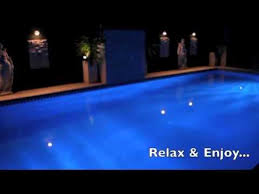 solar swimming pool lights led swimming pool lights direct pool supplies youtube
