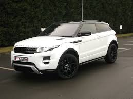 new land rover evoque land rover range rover evoque 2 0 si4 dynamic coupe 4x4 3dr