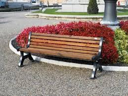panchine prezzi panchina da giardino progetto in legno e ghisa