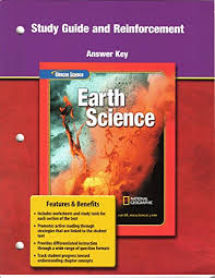 study guide answer key for glencoe earth science geology the 28