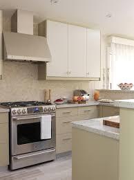 Two Tone Kitchen Cabinet Two Tone Ikea Kitchen Cabinets Design Ideas