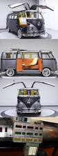 volkswagen bus painting back to the future vw bus with gullwing doors and 15 more
