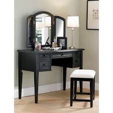 Antique Vanity Table With Mirror And Bench Vanity Tables And Sets At Erickson Furniture