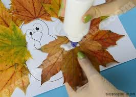 turkey leaf craft template easy peasy and fun