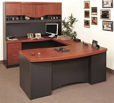 U Shaped Desks Deluxe Manhattan Series U Shaped Desk Candex Complete Selection