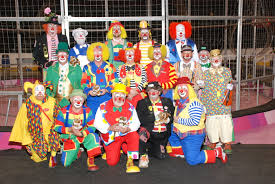 moolah shrine clown information
