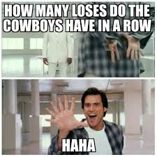 Cowboys Lose Meme - 23 best memes of the dallas cowboys losing even to the ta bay