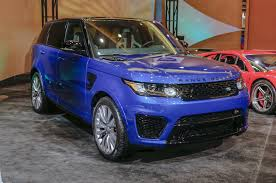 modified 2015 range rover motor city exotics the gallery at the 2015 detroit auto show
