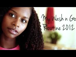 mahogany curls hair regimen natural hair updated wash n go routine 2012 youtube