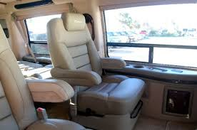 Conversion Van Interiors Review Ford Econoline Conversion The Truth About Cars
