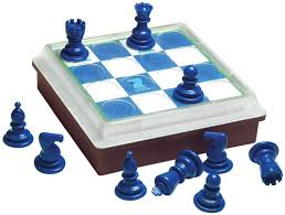 solitaire chess game game amazon co uk toys u0026 games