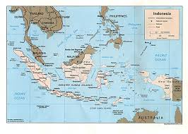 Latitude Map Of The World by Maps Of Indonesia
