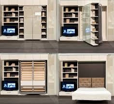 Revolving Bookcase Ikea Revolving Bookcase Italian Wall Bed Expand Furniture Murphy With