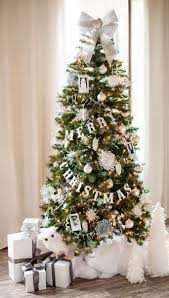 Letter Decoration Ideas by 30 Awesome Christmas Tree Decorating Ideas