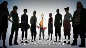 film boruto the movie di indonesia boruto subtitle indonesia movieu