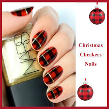 two easy christmas nail art designs diy gold dotticure nails for
