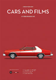 Starsky And Hutch Wallpaper Iconic Cars From Films By Jesús Prudencio Starskyandhutch Movie