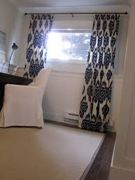 sumptuous design inspiration small basement window curtains best