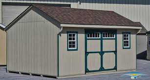 quaker shed amish shed horizon structures