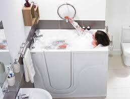 In Bathtub Walk In Baths Easy Access Premier Care In Bathing