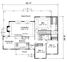 Foyer Plans House Plan 10748 At Familyhomeplans Com