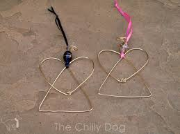 tutorial wire ornaments the chilly