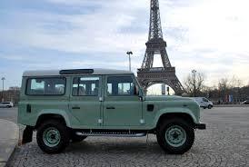 vintage land rover defender 110 land rover defender 110 station wagon heritage edition 2015 7