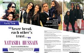 natasha hussain social diary