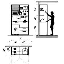 plans de cuisines ouvertes plan cuisine gratuit 20 plans de cuisine de 1 m2 à 32 m2 côté maison
