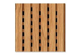 grooved acoustic wood wall panels muranoacoustics