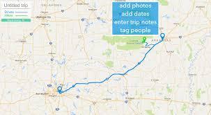 Trip Map How It Works Onlinetravelmap