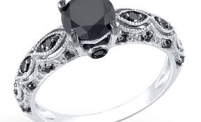 black engagement rings zales ring black rings amazing black ring grew and co