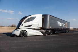 concept semi truck is walmart s wave concept truck the fuel efficient future of semis