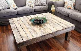 reclaimed wood square coffee table rustic reclaimed wood large square coffee table by moxiemakery