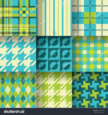 golf backgrounds seamless pattern background green stock vector
