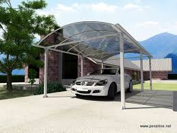 tettoie per auto pensiline net coperture e tettoie per auto