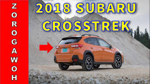 subaru crosstrek 2018 colors wow new 2018 subaru crosstrek colors release date youtube