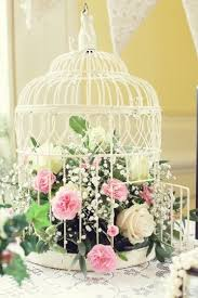 birdcage centerpieces 151 best bird cage flower deco images on flowers