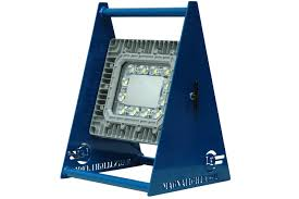 explosion proof led work light larson electronics introduces a portable explosion proof led work