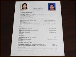 How To Create A Resume For Free How To Create A Resume For Job Application Free Resume Example