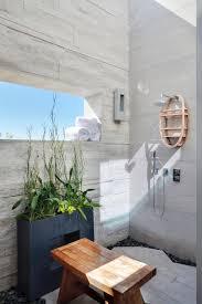 Bathroom Chairs Beautiful White Brown Wood Glass Cool Design Walled Bathroom F