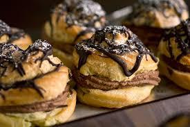 cuisiner choux choux à la crème au chocolat mascarpone cuisiner c est facile